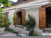 2 bed detached house for sale in Troyes (Champagne region - Aube) 15 min from city center