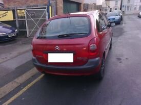 Car parts - Citroen Xsara Picasso 1.6 Petrol – 2000 - sale for parts some already sold