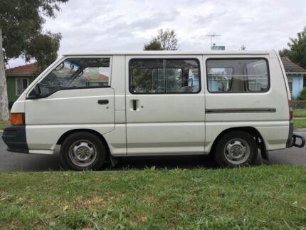 1991 Van Mitsubishi Express