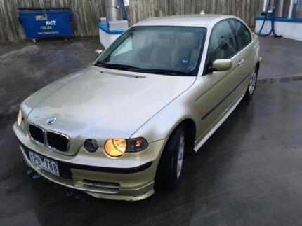 2002 BMW 318 ti