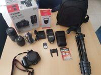 Canon E05 550D