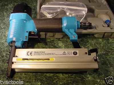 2in 1 Air Nailer - 2 in 1 AIR NAILER and STAPLER GUN wit Case aluminum housing nail staple tool new