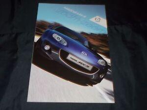 Mazda MX-5 prospekt/brochure 2009 - Czestochowa, Polska - Mazda MX-5 prospekt/brochure 2009 - Czestochowa, Polska