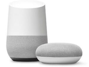 GOOGLE HOME & GOOGLE HOME MINI COMBO FOR SALE BNIB ONLY $165!!!