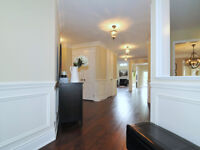 Trim Doors, casing, baseboard, hardwood installers