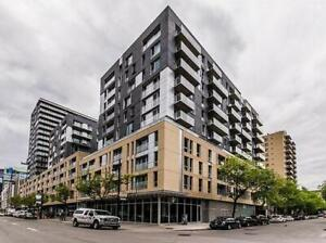 4 1/2 condo, Le Seville downtown, available May 1st, furnished