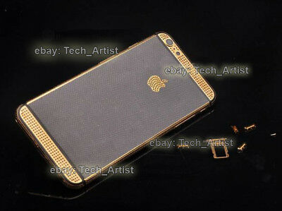 Executives 24K Gold Limited Edition Plated iPhone Housing For All Models