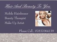 Hair and Beauty To You