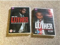 Luther series 1+2 box set