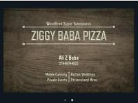Mobile Woodfired Gourmet Pizza Setup & Pizza Chef for Hire