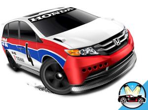 Honda Odyssey Sport minivan hot wheels  for sell