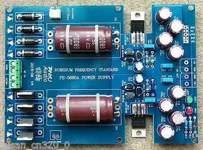 Rubidium Frequency Standard Fe-5680a Power Supply