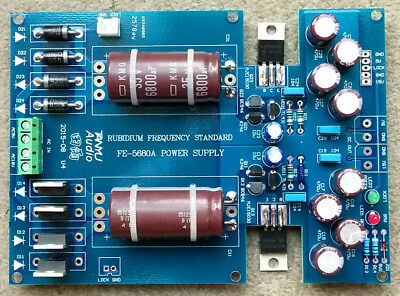 1pc New Rubidium Frequency Standard Fe-5680a Power Supply Board