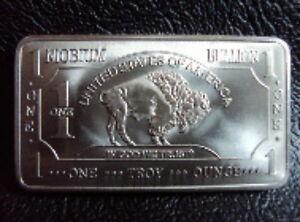 1 oz Unze Niob Niobium 999 American Buffalo Barren Sehr selten Seltene Erden