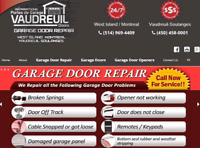 Garage Door Repair West Island