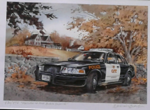 OPP signed and numbered limited edition print by Wm. Biddle