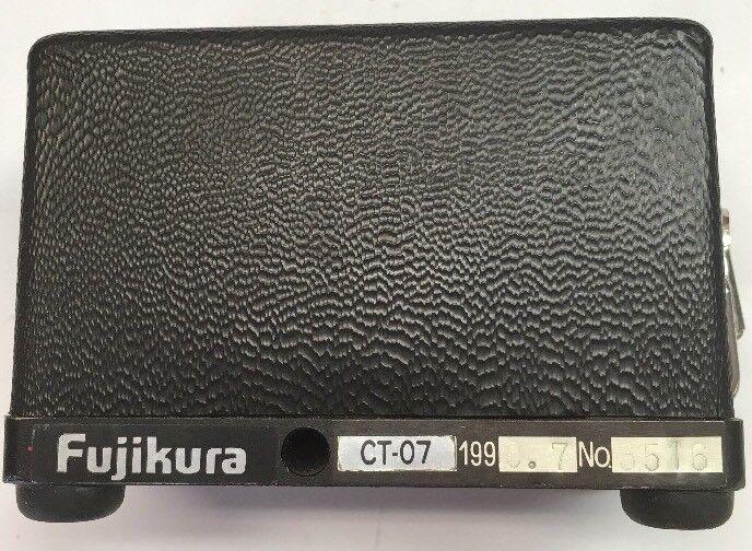 High precision Optical Fiber Cutter Fujikura Fiber Cleaver CT-07