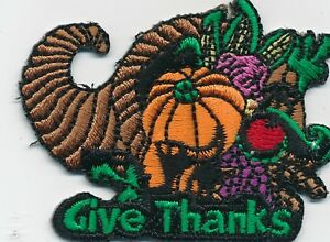 Boy-Girl-Cub-GIVE-THANKS-Fun-Patches-SCOUTS-HOMESCHOOL