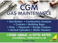 CGM gas maintenance