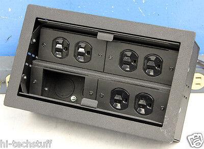 SMI Phantom4 (Phantom 4) 6-Plug Receptacle AC Electrical Outlet Adapter Box