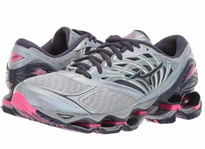NEW Mizuno Womens Wave Prophecy 8 Running Shoe