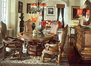 Finesse Dinning Room Set - Aico Michael Amini