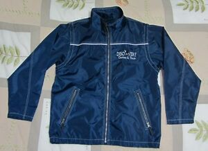 Discovery Charters & Tours Nylon Jacket (Adult Small)