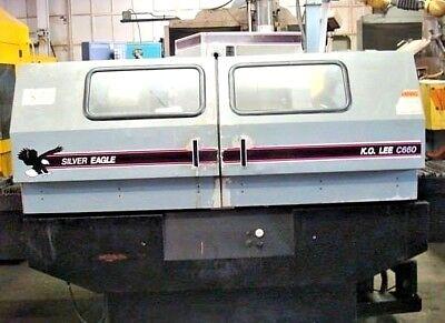 K.o. Lee Silver Eagle Model 660 Cnc Universal Grinder