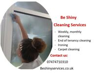 Be Shiny Cleaning Services- SOUTHAMPTON ,TOTTON ,MARCHWOOD, NEW FOREST, ROMSEY, EASTLEIGH
