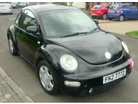 VW Beetle with 7 months mot