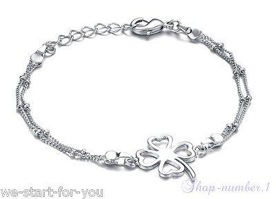 ★WOW Armreif Armspange Armband Geschenk 925 Sterling Silber charms Glückbringer
