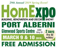Port Alberni Spring Home Expo