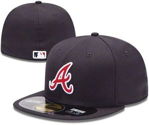 New Era - 59FIFTY Diamond Era BP - National League MLB Fitted Baseball Hat Cap