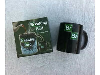 BREAKING BAD Heat change mug NEW BOXED