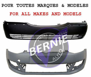 bumpers mirrors headlights taillights hoods fenders side markers