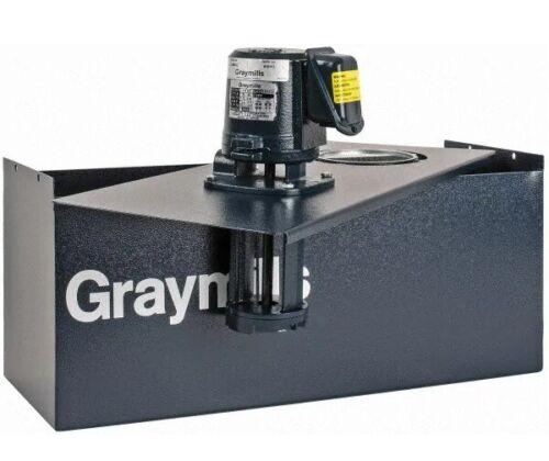 Graymills Coolant Pump Tank System 10IMV 1/8 HP