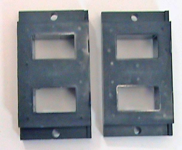 2 ea Cutler Hammer 5250C79G01 Model K Starter Contactor 120V-60Hz/110V-50Hz NOS