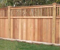 FENCE AND GATE INSTALLERS OAKVILLE