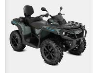 Can-Am Outlander Max DPS 1000 T ABS 2021 Road Legal Quad