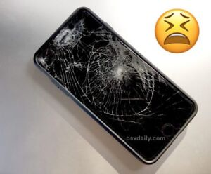 IPHONE SCREEN REPAIR..$30 to $80 special rates for Guelph
