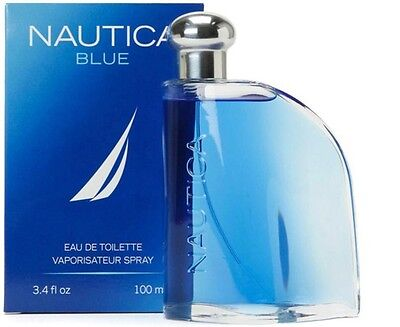 Nautica Blue by Nautica 3.3 / 3.4 oz Eau De Toilette Spray for men New In Box on Rummage