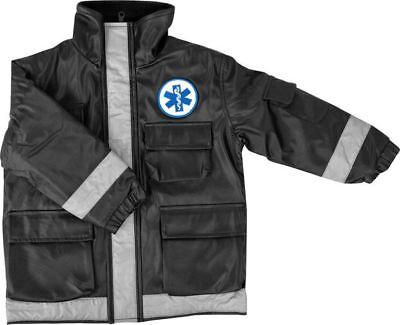 Child's Paramedic Dress Up Costume Jacket Outfit Halloween Fireman](Halloween Paramedic Costume)