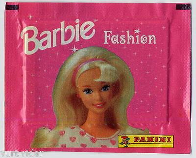 Panini BARBIE FASHION 1996 - bustina sigillata - Bu64
