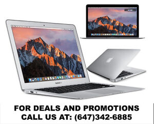 Apple MacBook Air 11 with i5 & 4GB RAM on SALE BONANZA!