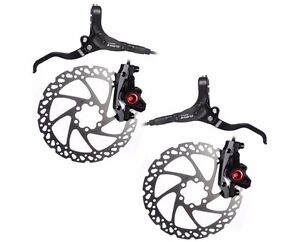 Clarks M2 Hydraulic Front And Rear Disc Brake Set with 160mm rotors RRP £69.99