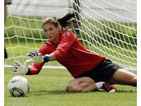 Experienced Goalkeepers Wanted for 1st Division Ladies Football Team