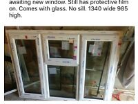 Upvc window brand new