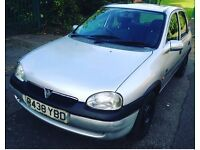 Cora 10Month Mot 12Month tax 1.0 litre very lovely lady owner
