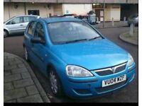 Vauxhall Corsa 1.0 automatic £30 tax