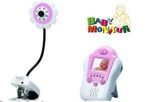 Wireless Digital Baby Monitor LCD Camera Video Night Vision 152160